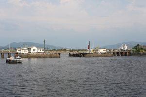 三池港閘門